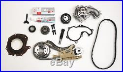 Ford 1.8 TDCi Lower Wet Belt to Chain conversion kit & Water Pump 1562244