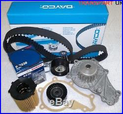 Ford Fiesta 1.4 Diesel Tdci Cambelt Timing Belt Water Pump Kit 2002-2012 Dayco