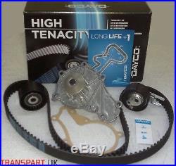 Ford Focus II Fiesta V VI 1.6 Diesel Tdci Cambelt Timing Belt Kit Water Pump Kit