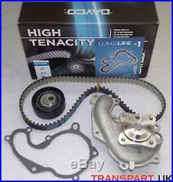 Ford Focus Mk1 Mk2 1.8 Diesel Tdci Tddi Timing Belt Cam Belt Kit Water Pump