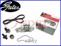 GATES 04-13 Acura TL 3.7L 3.2L 3.5L V6 Timing Belt Water Pump Kit TCKWP OE dx