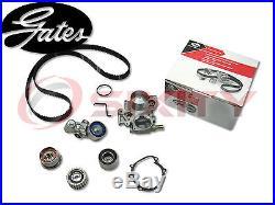 GATES 06-10 Subaru Impreza 2.5L H4 SOHC Timing Belt Water Pump Kit TCKWP OE vb