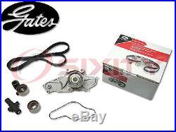 GATES 06-12 Honda Ridgeline 3.5L V6 Timing Belt Water Pump Kit TCKWP OE qc