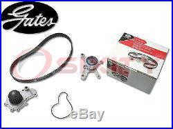 GATES 96-05 Dodge Neon SOHC 2.0L L4 Timing Belt Water Pump Kit TCKWP OE xq