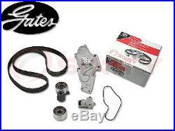 GATES 98-02 Honda Accord 3.0L V6 Timing Belt Water Pump Kit TCKWP OE Engine xx