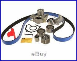 GATES Racing Blue Timing Belt Water pump Kit for Subaru 04-07 WRX STI GT Baja