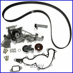 GATES TCKWP298 Timing Belt Kit & Water Pump For Tundra Pickup Truck Lexus SUV V8