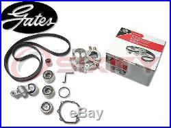GATES TCKWP328B Timing Belt Water Pump Kit OE Engine Upgrade Tensioner Idler hq