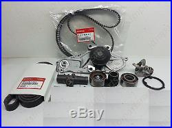 GENUINE TIMING BELT & WATER PUMP with COMPLETE KIT for HONDA and ACURA V6