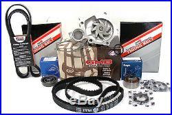 GMB Water Pump Timing Belt Master Kit 951-75031 Mitsubishi Outlander 2.4'04-'06