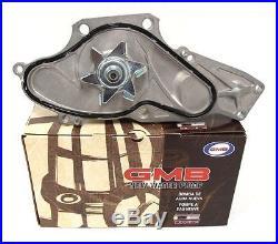 GMB Water Pump Timing Belt Overhaul Kit 981-72009 Honda Accord 3.0L V6'98-'02