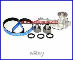 Gate's Racing Timing Belt Kit Skyline R33 R34 Rb20 Rb25 Rb26 + Npw Water Pump