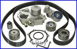 Gates 06-07 WRX & 04-10 STi & 05-09 LGT Timing Belt Component Kit with Water Pump