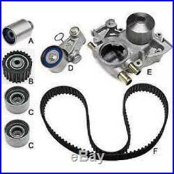 Gates Engine Timing Belt Kit with Water Pump Subaru WRX 04-05 / EJ20