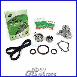 Gates HTD Timing Belt Kit & Water Pump for 05-10 Hyundai Kia 2.0L G4GC G4GF