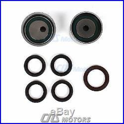 Gates HTD Timing Belt Kit Water Pump for 99-10 Hyundai Kia 2.5L 2.7L DOHC V6