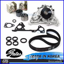 Gates JAPAN Timing Belt Kit with Water Pump Fits 03-06 Kia Sorento 3.5L