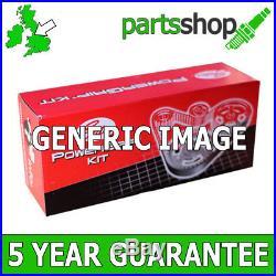 Gates Powergrip Timing Cam Belt Kit + Water Pump KP15603XS