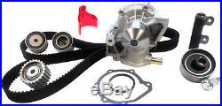 Gates TCKWP277B Engine Timing Belt Kit With Water Pump