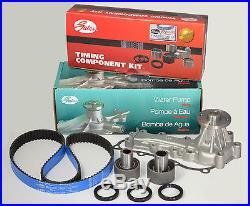 Gates Timing Belt + Water Pump Kit Fit R32/r33/r34 Rb20det/rb25det Turbo Skyline