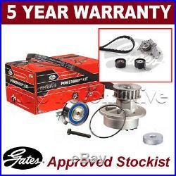 Gates Timing Belt Water Pump Kit For Citroen Ford Mazda Peugeot Toyota KP15587XS