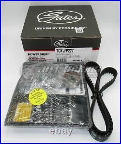 Gates Timing Belt Water Pump & Tensioner Kit for Honda Civic Si B16A B16A2 B16A3