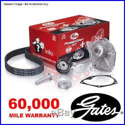 Gates Timing Cam Belt Water Pump Kit For Citroen Berlingo C2 C3 C4 C5 Xsara