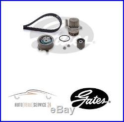 Gates Zahnriemensatz und Wasserpumpe für Audi A3 A4 VW Bora Passat Sharan TDI