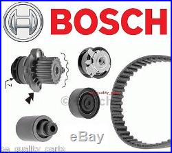 Genuine Bosch Timing Belt Kit + Pump Audi A3 A4 A6 Vw Seat Golf V Passat 2.0tdi