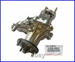 Genuine Complete Water Pump Kit Fits Toyota Supra JZA80 2JZ 2JZ-GTE VVTI
