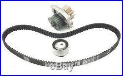 Genuine Fiat Timing / Cam Belt & Tensioner Kit + Water Pump 71776007 New