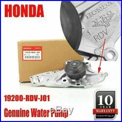 Genuine Honda OEM Timing Belt & Water Pump Kit For Honda & Acura V6 Odyssey
