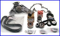 Genuine OE Manufacture Parts Timing Belt+Water Pump Kit Tundra Truck 4.7 V8