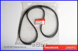 Genuine/OEM For Honda Odyssey Year 2007 3.5L V6 Timing Belts & Water Pump Kit