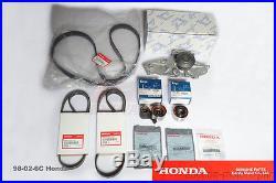 Genuine/OEM Honda Accord Year 2001 3.0L V6 Timing Belt & Water Pump Kit factory