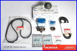 Genuine/OEM Honda Pilot 2005-2010 3.5L V6 Timing Belt Water Pump Kit factory OEM