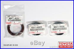 Genuine/OEM Lexus IS300 GS300 2001 3.0L V6 Eng Timing Belt & Water Pump Kit AAA
