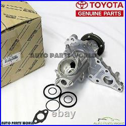 Genuine Toyota 93-98 Supra 3.0l 2jzgte Turbo Engine Water Pump Kit 16100-49847