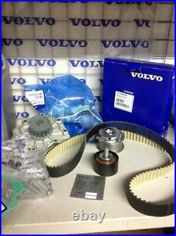 Genuine Volvo Timing Belt KIt Diesel V60/S60/V90/XC60 D4 Diesel With Water Pump