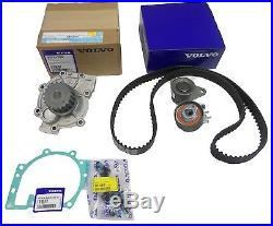 Genuine Volvo Timing Belt and Water Pump Kit NEW VIN Required Upon Purchase