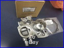 HI-FLO Impeller Oem Subaru Water Pump Kit EJ205 EJ207 EJ255 EJ257 Genuine TURBO