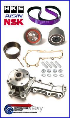 HKS Cambelt / Timing Belt Kit & Water Pump For R33 GTR RB26DETT Skyline BCNR33