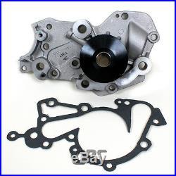 HNBR Timing Belt Kit Water Pump V-Belt for 06-10 Santa Fe Optima Rondo 2.7L