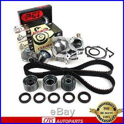 HNBR Timing Belt Water Pump Kit For 06-12 Subaru Forester Impreza 2.5L SOHC EJ25