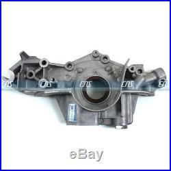 HTD Gates Timing Belt Kit Water Pump OEM Oil Pump for 99-10 Hyundai Kia 2.7L
