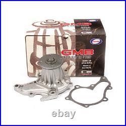 Head Gasket Set Timing Belt Kit Water Pump Fit 88-92 Chevrolet Toyota 4AGE