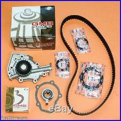 Heavy-Duty GMB Water Pump Timing Belt Set Fits Suzuki Carry DD51T DD51B F6A