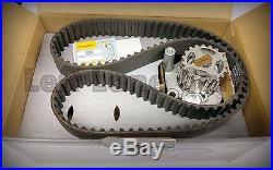 Hepu BRM TDI Diesel Timing Belt Kit With Metal Water Pump VW Jetta Mk5 2005 2006