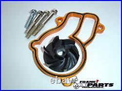 High flow water pump cooler kit 2005-2012 KTM SXF 250 / 2008 2009 2010 2011