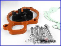 High flow water pump cooler kit KTM SX EXC SXS SMR 250 450 525 540 560 2000-2007